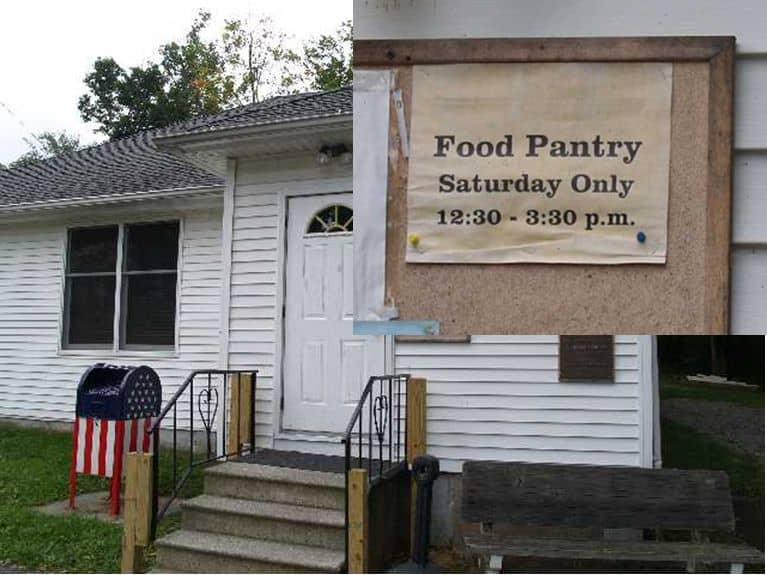 """AARP Members Helping Food Pantries Help Themselves"""